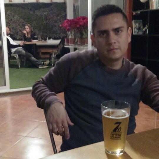 Foto tomada en Cervecería 7B por RevistaPotosinade E. el 1/18/2015