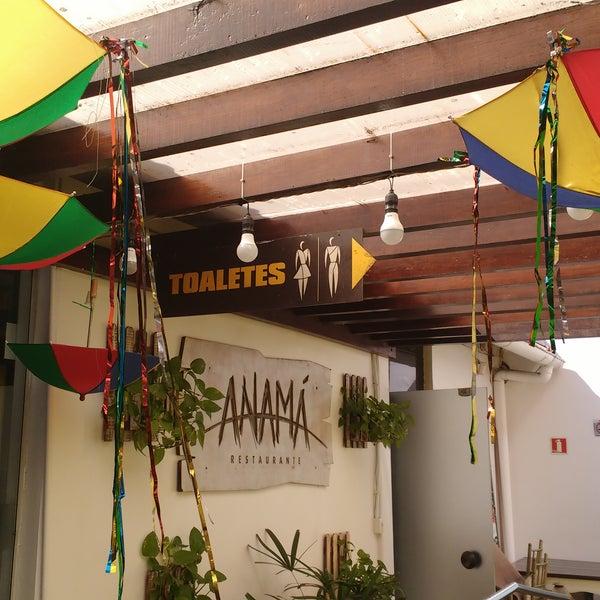 Foto tirada no(a) Anamá Restaurante por Amália T. em 2/2/2018