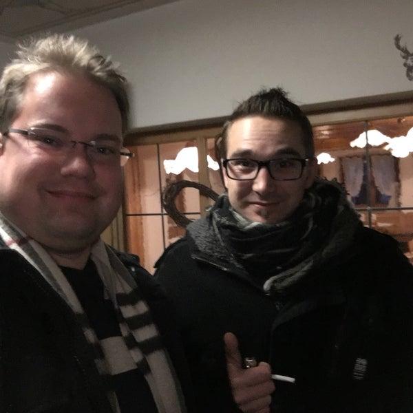 Das Foto wurde bei Gasthof Zum Hirsch von Timmy N. am 1/14/2017 aufgenommen