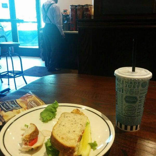 Corner Bakery Cafe Jacksonville