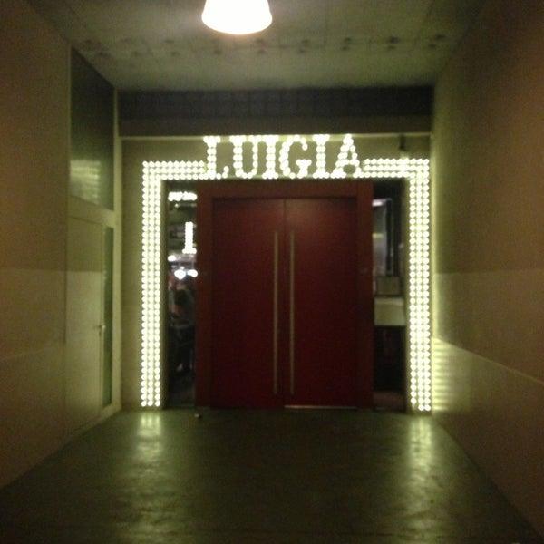 Photo prise au Luigia par Яна Х. le8/25/2013