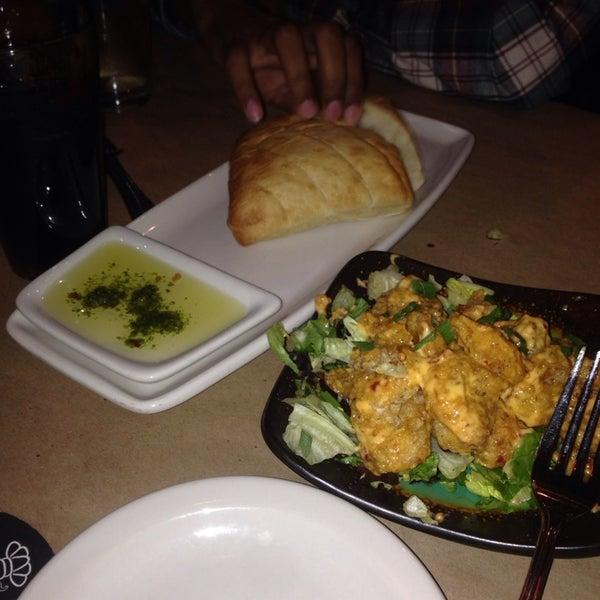 Photo taken at Bonefish Grill by Mashari A. on 1/25/2014