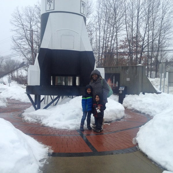 Photo taken at McAuliffe-Shepard Discovery Center by David B. on 2/21/2014