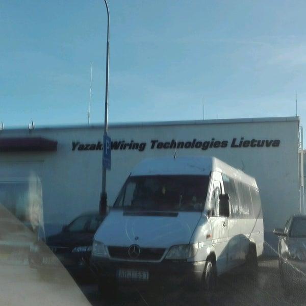 Photos at Yazaki Wiring Technologies Lietuva - Klaipėda, Klaipėdos ...