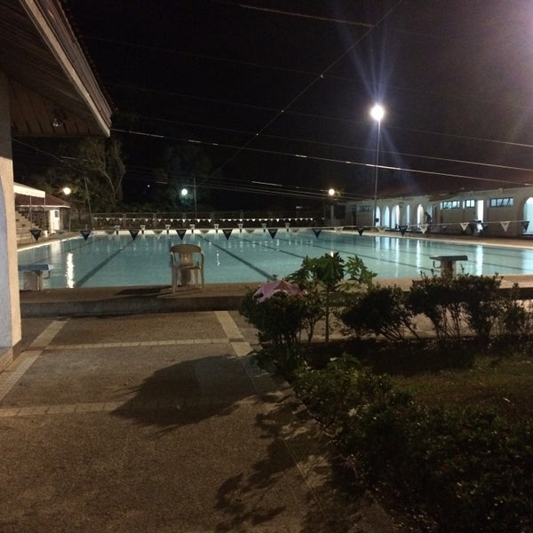 University Swimming Pool Dasmari As Cavite