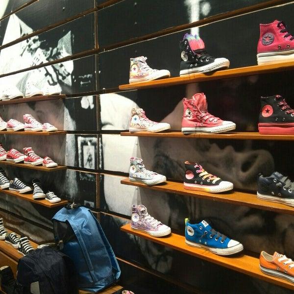 Converse Shoe Store Houston