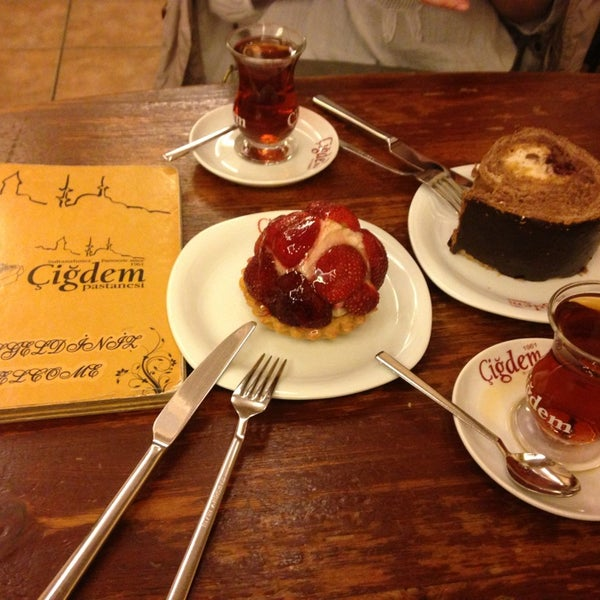 Photo prise au Çiğdem Pastanesi par Gülay A. le5/18/2013