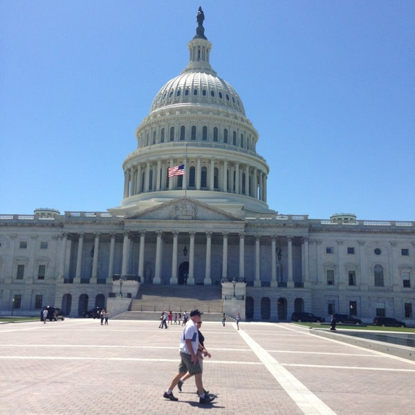 Photo taken at United States Capitol by Eli L. on 6/4/2013
