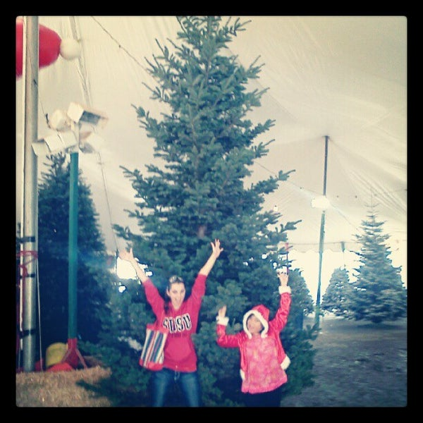 photo taken at pinery christmas trees del mar by kristina s on 12 - Pinery Christmas Trees