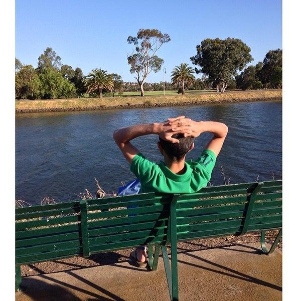 Maribyrnong Victoria: River In Maribyrnong