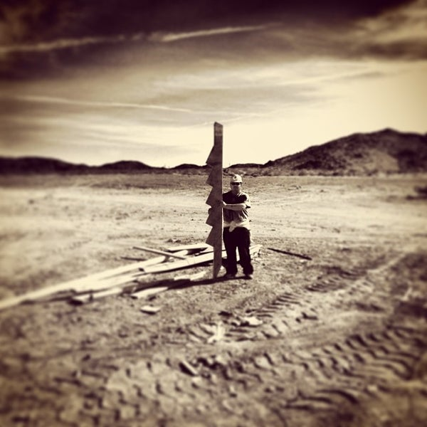 Photo taken at 29 Palms Band Of Mission Indians by Carlos O. on 1/24/2014