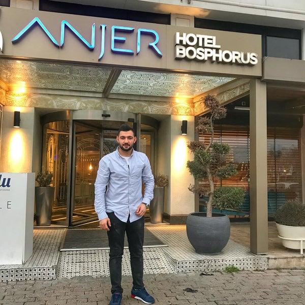 2/4/2018 tarihinde Osman Y.ziyaretçi tarafından Anjer Hotel Bosphorus'de çekilen fotoğraf