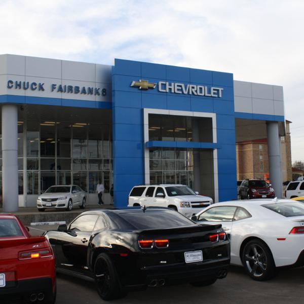Photos at Chuck Fairbanks Chevrolet - Auto Dealership in DeSoto