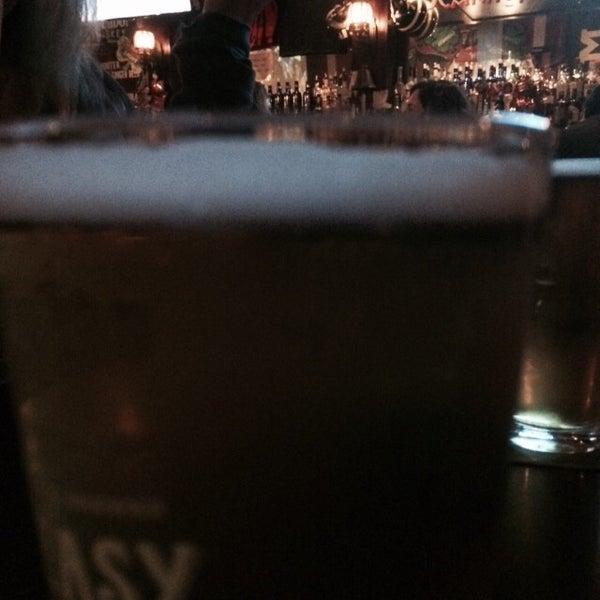 Photo taken at Blarney Stone Bar & Restaurant by Jake H. on 5/31/2015