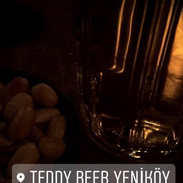 1/14/2017 tarihinde Onur G.ziyaretçi tarafından Teddy Beer'de çekilen fotoğraf