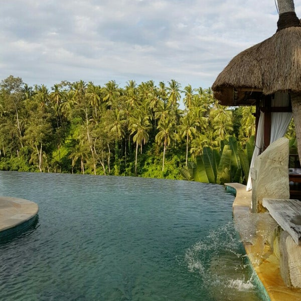 Photo taken at Viceroy Bali by Mohamed A. on 5/23/2016