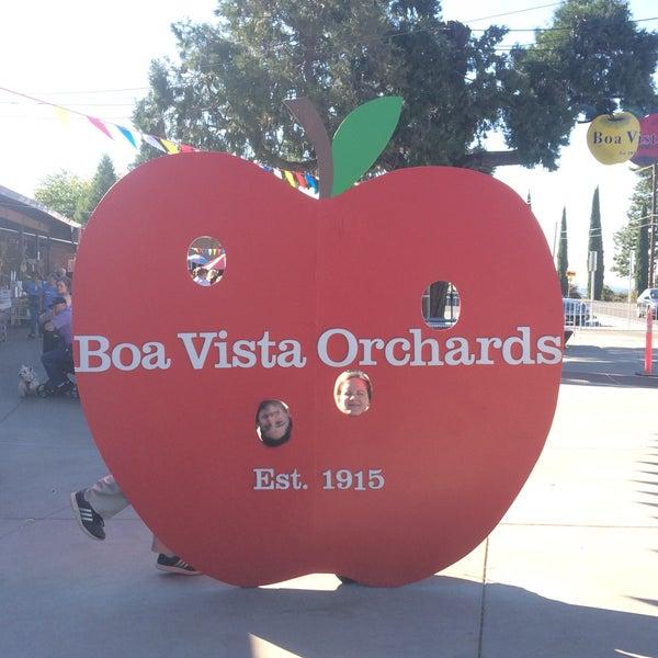 Photo taken at Boa Vista Orchards by Emma E. on 10/5/2017