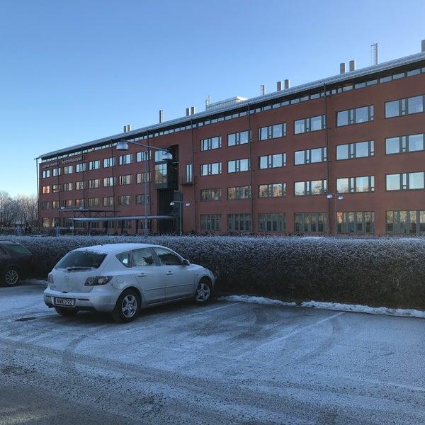 Снимок сделан в Ångströmlaboratoriet пользователем Mats C. 1/10/2018