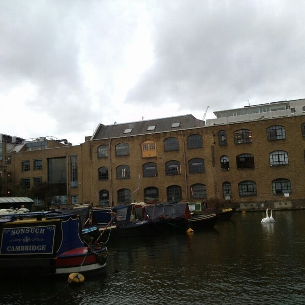Photo taken at London Canal Museum by Katalin C. on 2/5/2014