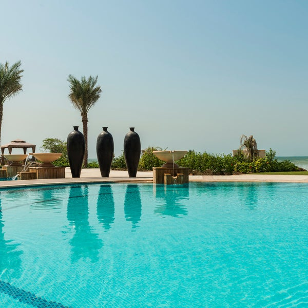 Ajman Saray Resort In Ajman