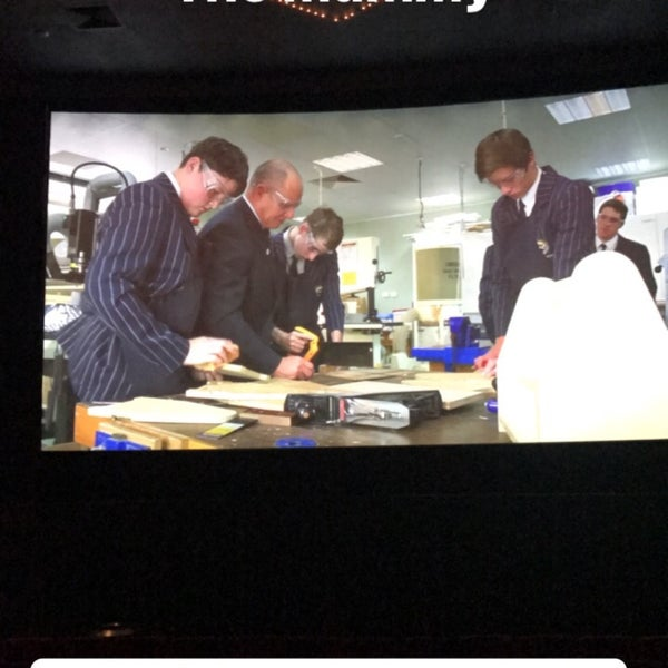 Photo taken at Balmoral Cineplex by Arda Ryan B. on 6/14/2017