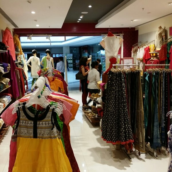 Photo taken at Kumar Pacific Mall by Sameer C. on 6/15/2014