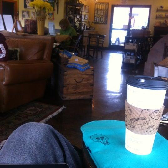 Photo taken at Kunjani Coffea by Steve M. on 9/26/2012