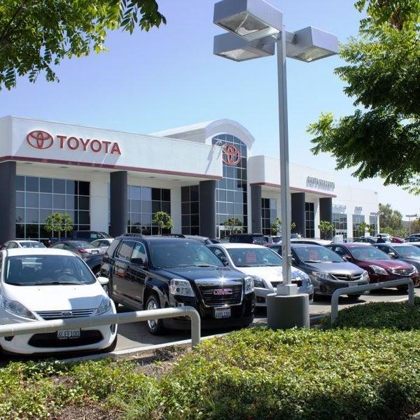 Photo Taken At Santa Margarita Toyota By CJ B. On 2/20/2014