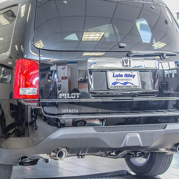 Lovely Photo Taken At Lute Riley Honda By Sonic Automotive On 8/25/2014