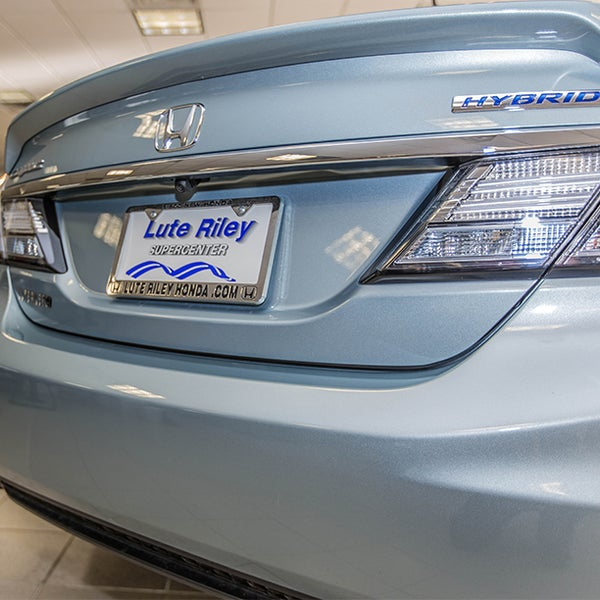 Photo Taken At Lute Riley Honda By Sonic Automotive On 8/25/2014