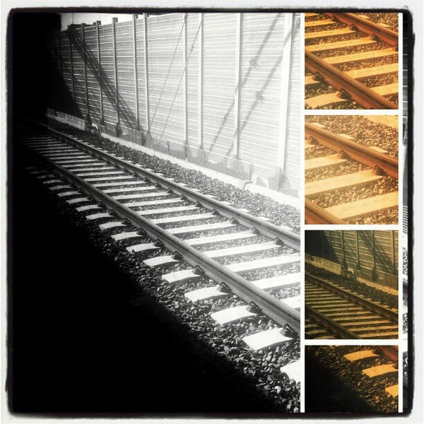 Photo taken at Napoli Centrale Railway Station (INP) by Vincenzo R. on 12/19/2012