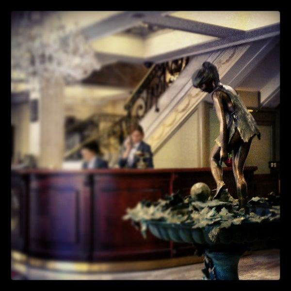 Снимок сделан в Golden Garden Boutique Hotel пользователем Dmitry I. 4/3/2013