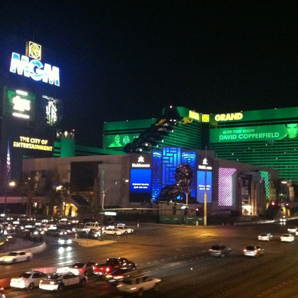 Photo taken at MGM Grand Hotel & Casino by Craig on 4/10/2013