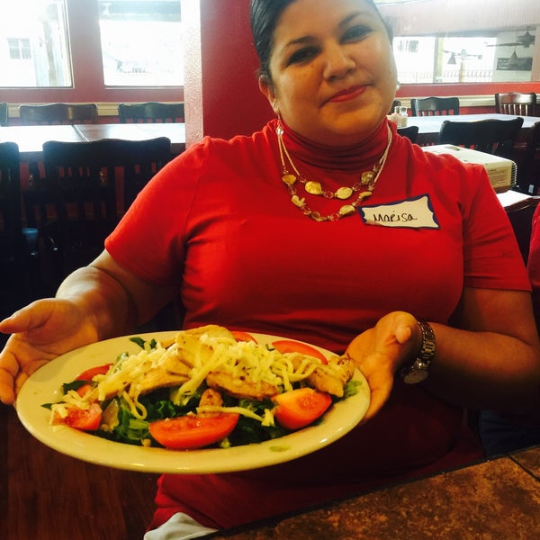 Photo taken at Tilo Tex Mex by Lisa K. on 9/1/2015