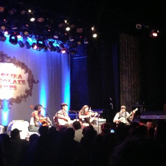 12/1/2012 tarihinde Todd M.ziyaretçi tarafından Variety Playhouse'de çekilen fotoğraf