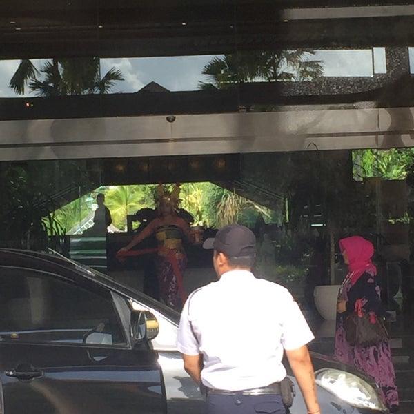 Photo taken at Bali International Convention Centre (BICC) by Вилия П. on 11/9/2016