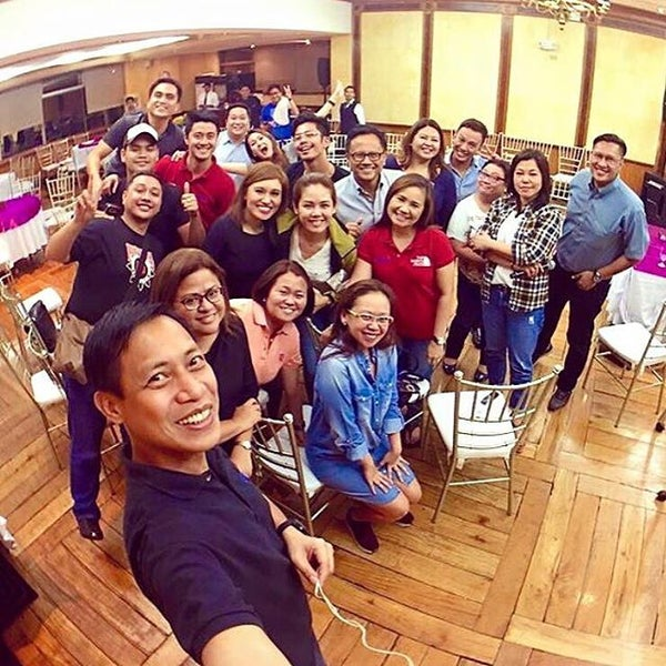 Photo taken at GMA Network Center by Mark Z. on 7/30/2016