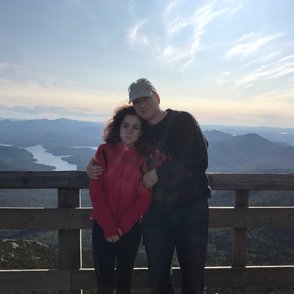 Photo taken at Whiteface Mountain by Eyal G. on 9/3/2017