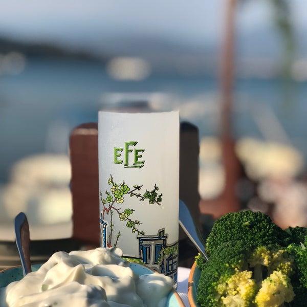 7/10/2018 tarihinde Yusuf A.ziyaretçi tarafından Fethiye Yengeç Restaurant'de çekilen fotoğraf