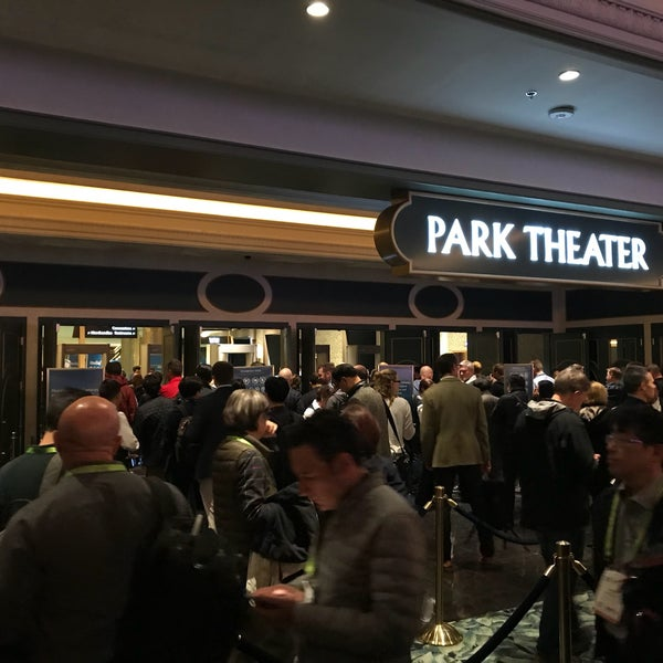 Снимок сделан в Park Theater пользователем Yasunori M. 1/9/2018