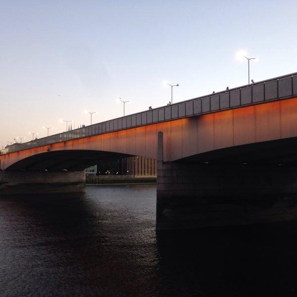 Photo taken at London Bridge by Roland P. on 7/17/2016