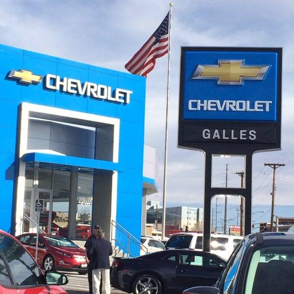 Photos at Galles Chevrolet - 2801 University Blvd NE