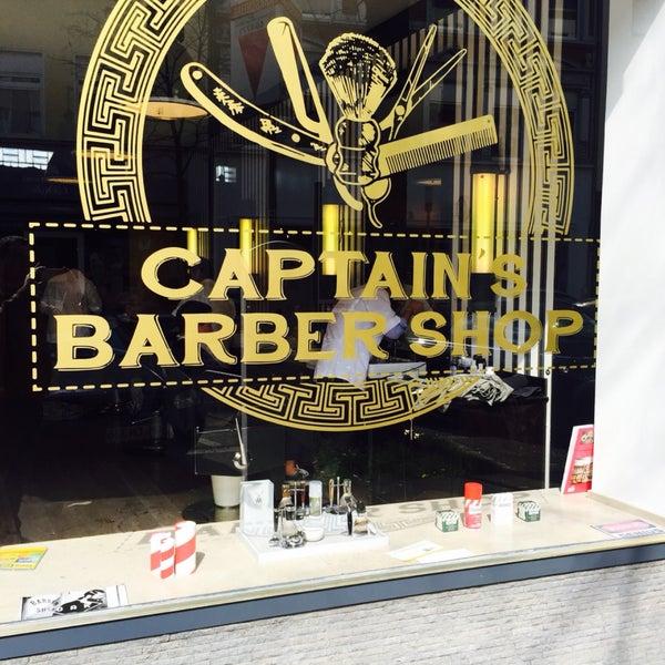 captain s barber shop unterbilk d sseldorf nordrhein westfalen. Black Bedroom Furniture Sets. Home Design Ideas