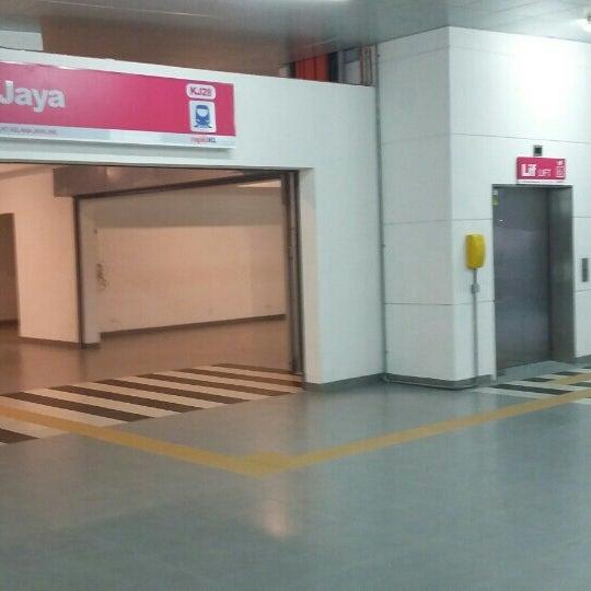 RapidKL Subang Jaya (KJ28) LRT Station