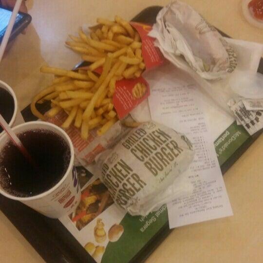 Photo taken at McDonald's by Shafiq B. on 7/21/2017