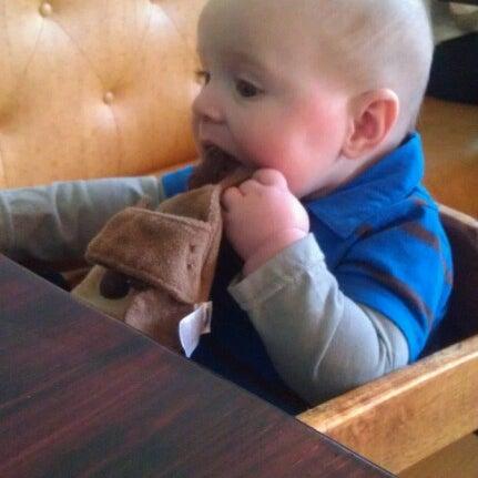 Photo taken at Sushi Cafe by Jaime G. on 12/30/2012