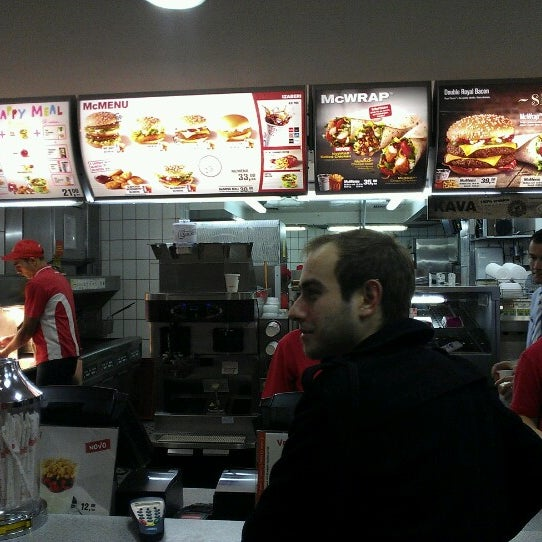 Photo taken at McDonald's by hellolazarus on 11/11/2012