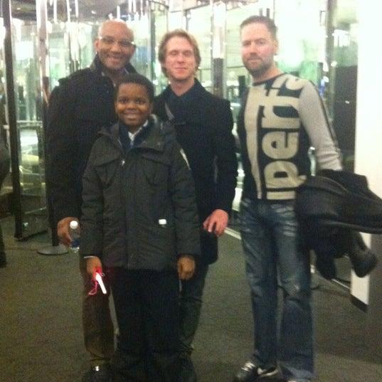 Снимок сделан в Broadway Playhouse пользователем Christopher E. 12/23/2012