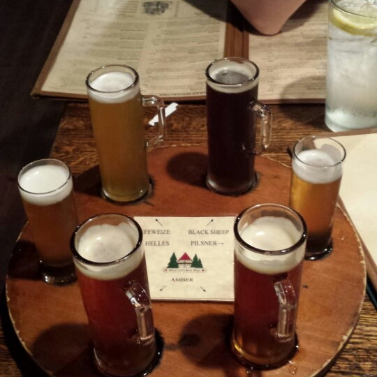 Photo taken at Black Forest Brew Haus by Tina K. on 7/3/2014