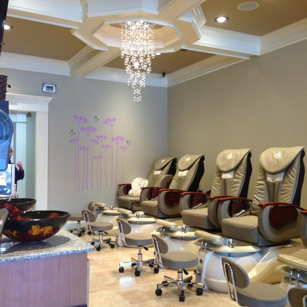 Piedmont nails spa nail salon in midtown for 24 hour nail salon in atlanta ga